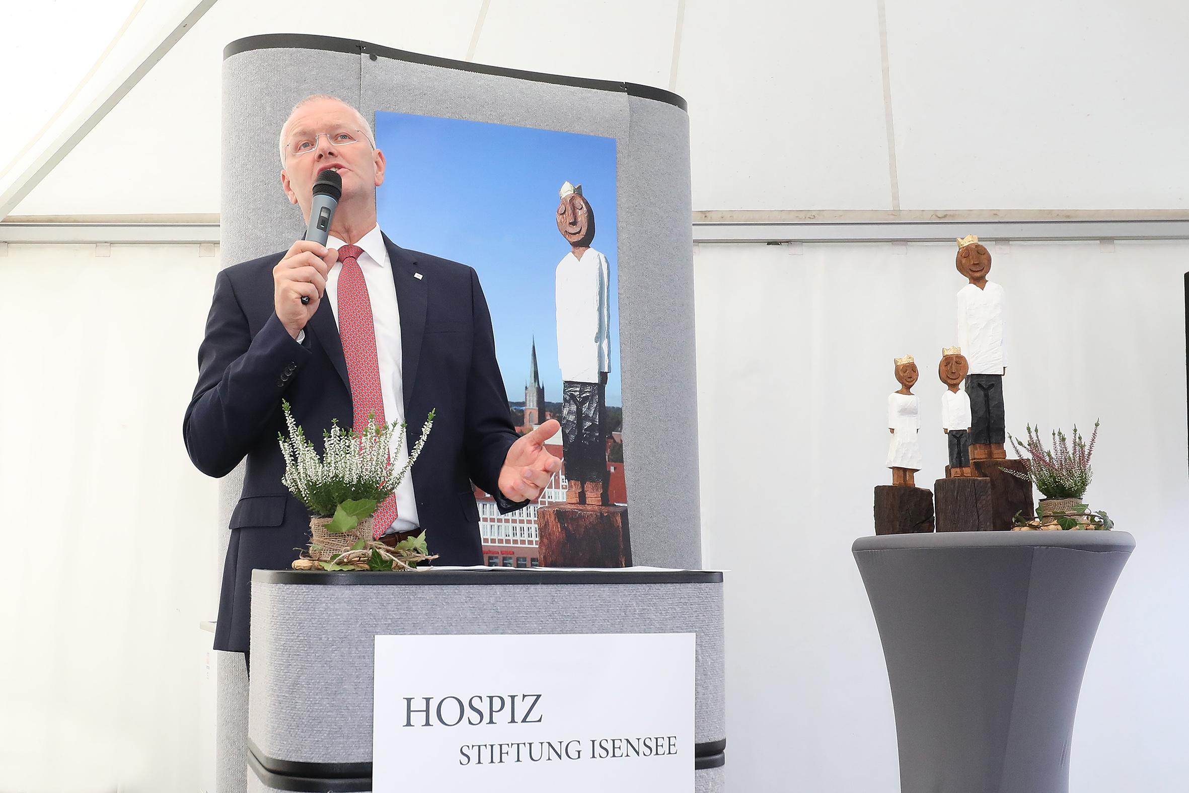 Rainer Flinks, Vorstand Wirtschaft & Finanzen Paritätischen Wohlfahrtsverbands Niedersachsen e.V.